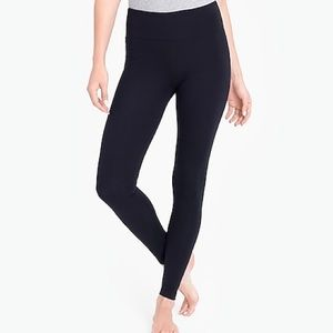ABS Mesh Cut Out Athletic Leggings/Size Large